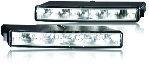 Hella Universal LED Daytime Running Lamp Kit - 010043801