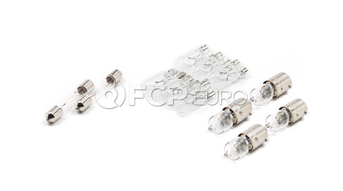 Volvo Interior Light Bulb Kit (850) - 850INTERIORBULBKIT