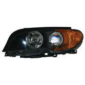 BMW Headlight Assembly Bi-Xenon Left (325Ci 330Ci) - Magneti Marelli 63126935723