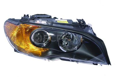 BMW Headlight Assembly Bi-Xenon Right (325Ci 330Ci) - Magneti Marelli 63126935724