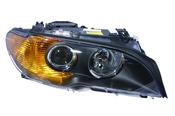 BMW Headlight Assembly Bi-Xenon Right (325Ci 330Ci) - Magneti Marelli 63126935724