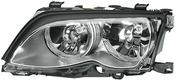 BMW Halogen Headlight - Magneti Marelli 63127165785
