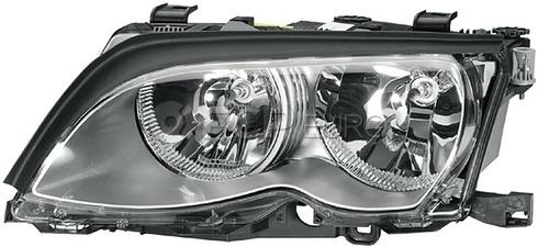 BMW Halogen Headlight Right - Hella 63127165786