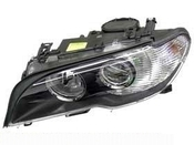 BMW Headlight Assembly w/o Adaptive - Magneti Marelli 63127165907