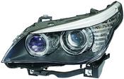 BMW Headlight Assembly - Hella 63127177732