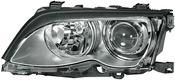 BMW Headlight Assembly Xenon Left - Magneti Marelli 63127165791