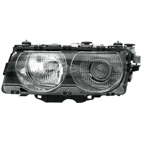 BMW Headlight Assembly Xenon Left (740i 740iL 750iL) - Hella 63128386957