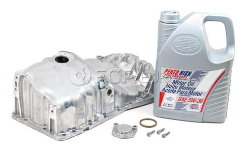 VW Oil Pan w/Oil - FCP 06B103601CA-OILKIT