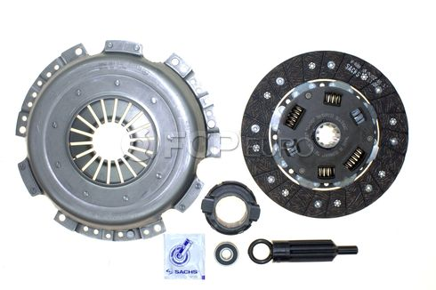 BMW Clutch Kit (318i 320i 2800 3.0CS 3.0CSi 3.0Si E30 E21) - Sachs KF137-02