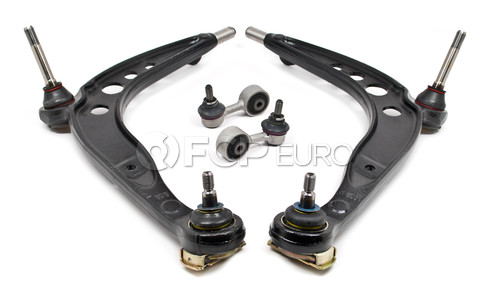 BMW 4-Piece Control Arm Kit (E36) - Lemforder E364PIECEKIT