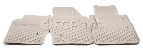 Volvo Rubber Floor Mat Set Oak (XC90) - Genuine Volvo 31307316
