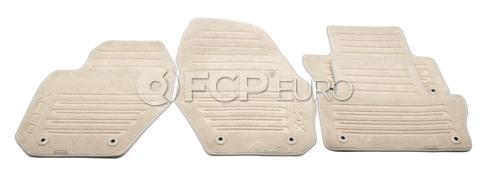 Volvo Rubber Floor Mat Set - Genuine Volvo 39813778