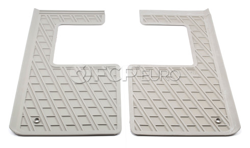 Volvo 3rd Row Floor Mat Set Oak (XC90) - Genuine Volvo 39972686