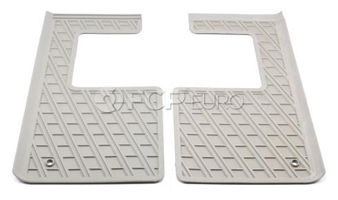 Volvo 3rd Row Floor Mat Set Oak (XC90) - Genuine Volvo 39972686