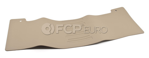 Volvo Rubber Tunnel Mat Mocca Brown (S80) - Genuine Volvo 39852071