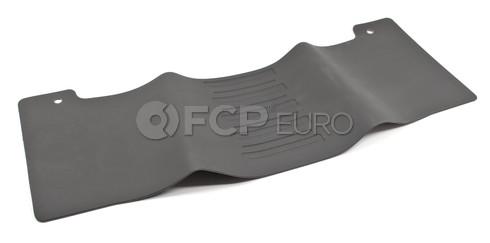 Volvo Rubber Tunnel Mat Off Black (S80) - Genuine Volvo 30661603
