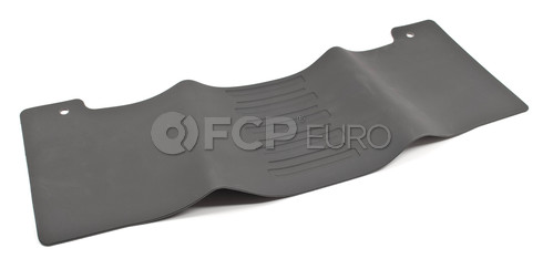 Volvo Rubber Tunnel Mat Off Black (S80) - Genuine Volvo 30661603
