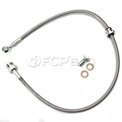 Nissan Clutch Line Stainless Steel (240SX) - Techna-Fit NC-200