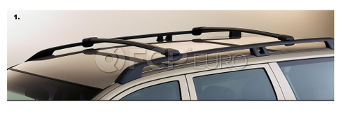 Volvo Roof Rack Load Retainer Anthracite (XC70) - Genuine Volvo 31250201