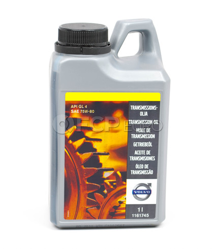 1998 S70 Which Manual Transmission Gear Oil To Use