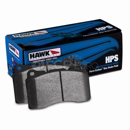 HAWK Ceramic Street Brake Pads Front - Hawk HB453Z.585