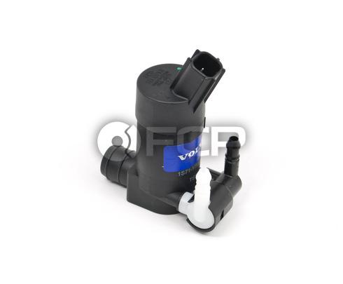 Volvo Washer Pump (XC70 C30 V70 V50 XC90) - Genuine Volvo 31349228