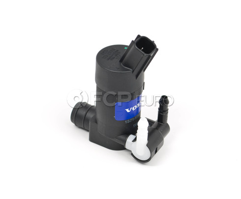 Volvo Washer Pump (XC70 C30 V70 V50 XC90) - Genuine Volvo 31349228