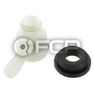 Volvo Brake Booster Check Valve (850 S70 C70 V70) Genuine Volvo - 271632