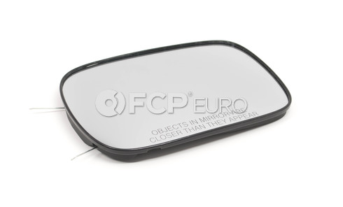 Volvo Mirror Glass Right (XC70 XC90) - Genuine Volvo 8650153