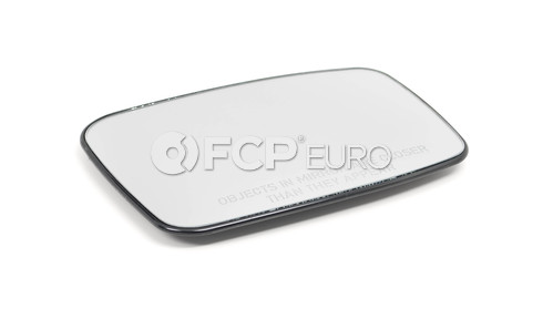 Volvo Mirror Glass Right  (850 C70 S70 V70) Genuine Volvo - 9171315