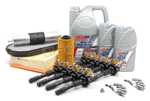 BMW Tune-Up Kit with Oil (740i 740iL) - E38TUNEKIT1