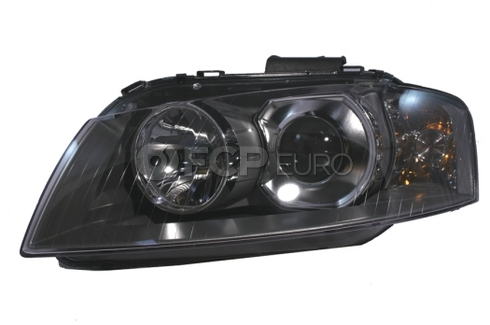 Audi headlight Assembly Left (A3) - Hella 8P0941029J