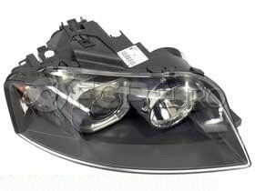 Audi headlight Assembly Right (A3) - Hella 8P0941030J