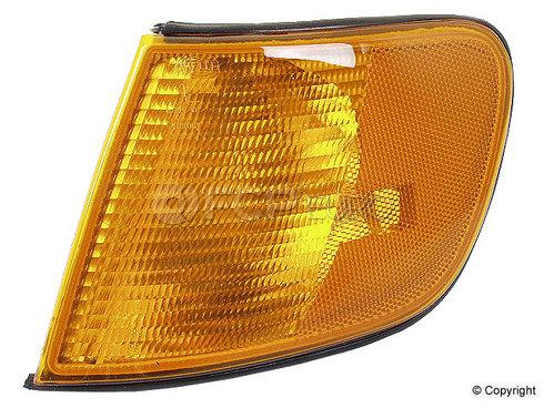 Audi Turn Signal Lens Left (100 S4 100 Quattro) - Hella 4A0953049C