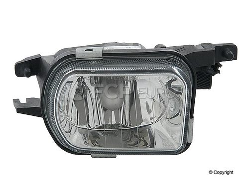 Mercedes Fog Light Assembly Right (C230 C240 C280 C320 C350) - Hella 2038201856