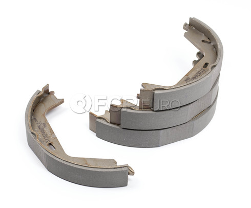 Volvo Parking Brake Shoe Set Rear (XC90) - Genuine Volvo 31262874OE