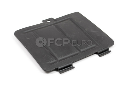 BMW Oil Drain Plug Access Cover (E46) - Genuine BMW 51718197932