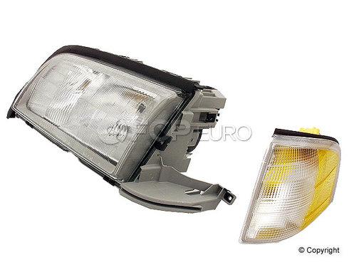 Mercedes Headlight Assembly Left (C230 C280 C36 C43) - Magneti Marelli 2028202761