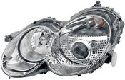 Mercedes Headlight Assembly Right - Magneti Marelli 2308200659