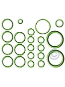 Audi VW A/C System O-Ring and Gasket Kit - Santech MT2620