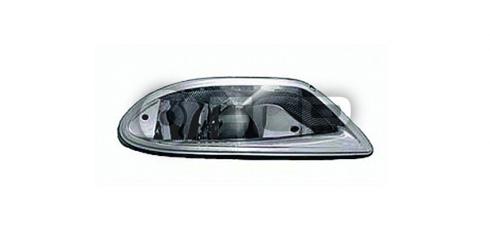 Mercedes Fog Light Assembly Right(ML350 ML500 ML320) - Hella 1638200428