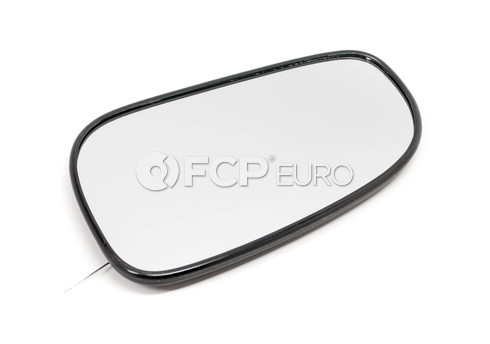 Volvo Rearview Mirror Glass Left (S80 S60 V70) - Genuine Volvo 9203126