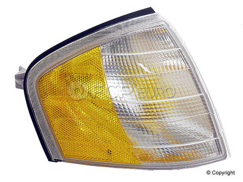 Mercedes Turn Signal Assembly Right - Hella 2028261243