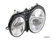 Mercedes Headlight Assembly Left - Magneti Marelli 2158200561