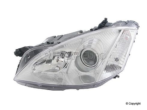 Mercedes Headlight Assembly Left (S550 S600 S65) - Hella 2218204761