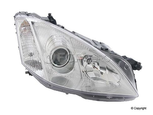 Mercedes Headlight Assembly Right (S550 S600 S65) - Hella 2218204861