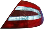 Mercedes Tail Light Assembly - Hella 2098200264