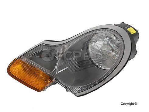 Porsche Headlight Assembly Left (Boxster) - Hella 98663113104