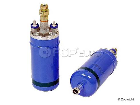 Jaguar Fuel Pump Assembly (Vanden Plas XJ6) - Pierburg EBC11580