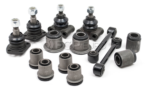 Jaguar Control Arm Ball Joint Bushing Kit Aftermarket - JAGFCP9